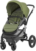 Britax Affinity Complete Stroller - Cactus Green - Black