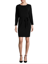 Josie Natori Matte Jersey Dress