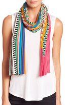 Missoni Multicolor Stripe Scarf