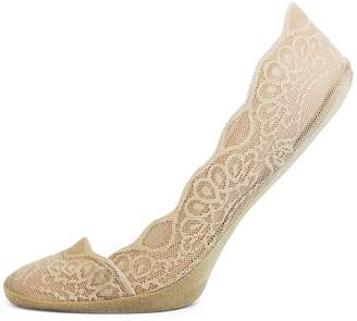Point Zero Women's Lace Foot Socks