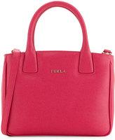 Furla Camilla Small Leather Tote Bag, Gloss