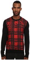 Just Cavalli Buffalo Rebellion Sweater