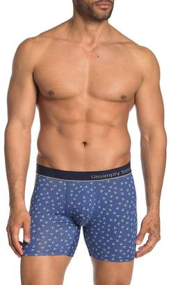 Trunks Unsimply Stitched Bees Print Boxer Briefs