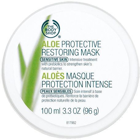 The Body Shop Aloe Protective Restoring Mask 4.2 oz (100 ml)