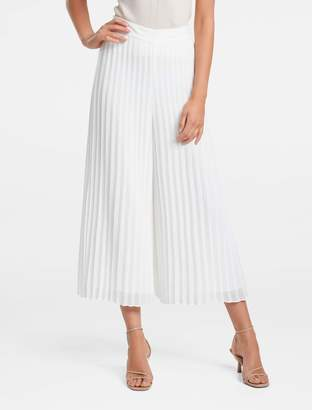 Forever New Penny Pleated Pants - Porcelain - 4