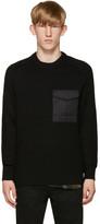 Rag & Bone Black Elijah Sweater