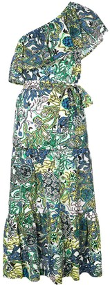 A.L.C. printed Janelle dress
