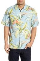 Tommy Bahama 'St. Tropez Olé' Original Fit Silk Camp Shirt