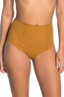 Vitamin A Clio High Waist Bikini Bottoms