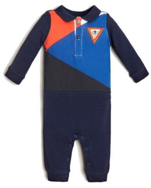 GUESS Boys Color Block Coverall
