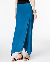 INC International Concepts Handkerchief-Hem Maxi Skirt, Created for Macy's