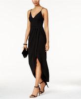 Xscape Evenings Crepe Draped Dress