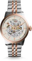 Fossil Townsman Automatic Two-Tone Stainless Steel Watch
