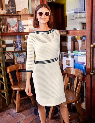 Betty Pointelle Cotton Dress
