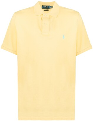 Polo Ralph Lauren Logo-Embroidered Short Sleeved Polo Shirt