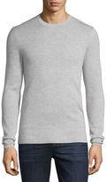 Michael Kors Interlock Long-Sleeve Cashmere Sweater