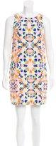 Mara Hoffman Geometric Print Sleeveless Dress