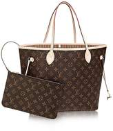 Louis Vuitton Louis V uitton Monogram Canvas Neverfull MM M40995
