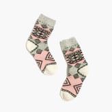 Madewell Diamond Carpet Trouser Socks