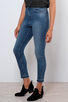 Cheap Monday Drop Hem Skinny Jeans