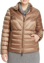 Marina Rinaldi Pace Quilted Down Jacket
