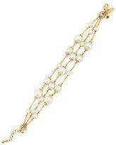 Kate Spade Pearls of Wisdom Multi-Strand Bracelet