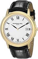 Raymond Weil Men's 54661-Pc-00300 Quartz Stainless Steel Dial Watch