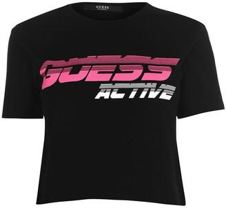 GUESS Active Crop T Shirt