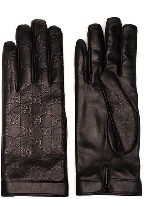 Gucci Signature Gloves