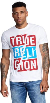 True Religion TRUE CRACKED TEE
