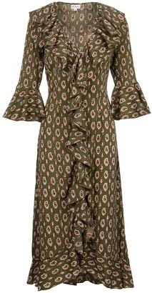 At Last... Felicity Dress Olive