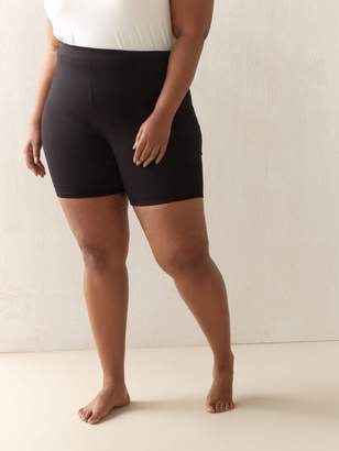 Long Leg Cotton Brief - Addition Elle