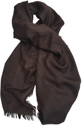 Sonia Rykiel Brown Wool Scarves