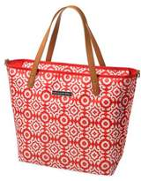 Petunia Pickle Bottom Downtown Tote in Relaxing in Rimini