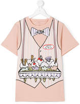 Stella McCartney uniform print T-shirt