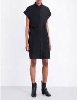 Rag & Bone Ara satin-poplin dress