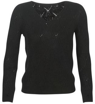 Ikks BP18185-02 women's Sweater in Black
