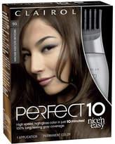 Clairol Nice 'n Easy Perfect 10 Permanent Haircolor Medium Golden Brown 005G