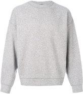 Alexander Wang ribbed knit sweatshirt