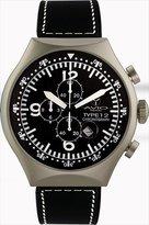 Avio Men's 50 MM TYPE G Aluminum Case Chronograph Tachymeter Date Watch