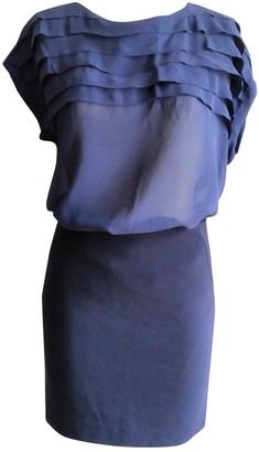 Gat Rimon Blue Silk Tops