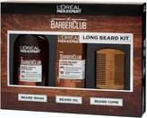L'oreal L'Oreal Barber Club Long Beard Gift Set