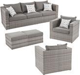 Asstd National Brand Atlantis 5-pc. Outdoor Seating Set