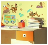 Scooby-Doo RoomMates Peel & Stick Wall Decals