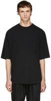Undecorated Man Black Oversized T-shirt