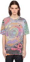 Vivienne Westwood Psychedelic Print Cotton Jersey T-Shirt
