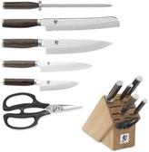 Shun Premier 7-Piece Knife Block Set
