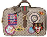 Gucci Courrier GG Supreme suitcase