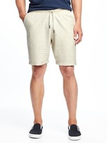 "Old Navy French-Terry Drawstring Shorts for Men (9"")"
