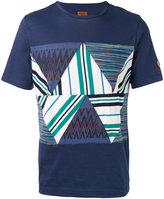 Missoni zigzag print T-shirt - men - Cotton - XL